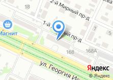 Компания «ДЕЗ №2 Ленинского района» на карте