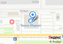 Компания «АкустикПрофи» на карте
