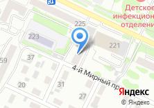 Компания «ТехЭксперт» на карте