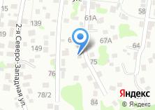 Компания «22 Камня» на карте
