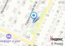 Компания «Алтайская похоронная служба» на карте