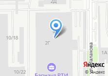 Компания «АЕМ» на карте