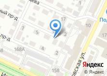 Компания «СитиМебель Барнаул» на карте