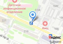 Компания «РоссиЯночка» на карте