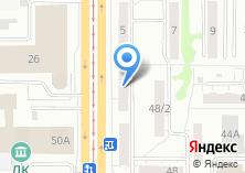 Компания «Тойота Барнаул» на карте