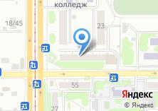 Компания «Алтфарм» на карте