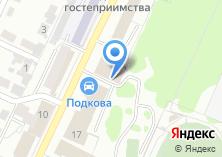 Компания «СКОПАС» на карте
