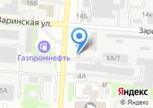 Компания «СИБМИР Групп» на карте
