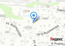 Компания «Аллюр» на карте
