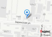 Компания «АЗС Роснефтепродукт» на карте