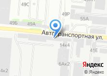 Компания «Колесница» на карте