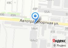 Компания «АлтайТехИзоляция» на карте