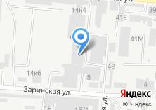 Компания «Трафаретика» на карте