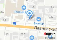 Компания «МояCOROLLA» на карте