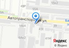 Компания «Алтай-Сток» на карте