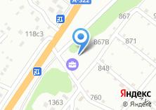Компания «Октябрьский садовод» на карте