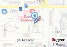 Компания «Зенит-Алтай» на карте