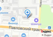 Компания «ВЕЛТРАСТ» на карте