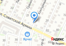 Компания «Вело-дром» на карте