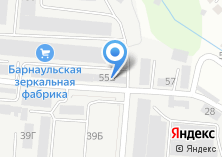 Компания «Техноимпульс-Барнаул» на карте