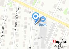 Компания «Салон автопроката» на карте