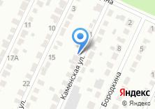 Компания «AvtoMagnat» на карте