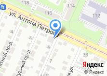 Компания «Салон уюта» на карте