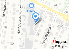 Компания «Мастерская по ремонту автомобилей» на карте