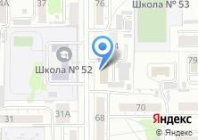 Компания «Алтаймедтехника АКГУП торгово-сервисная компания» на карте
