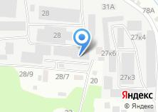 Компания «АвтоТермоМир» на карте