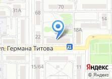 Компания «КанцЛидер» на карте
