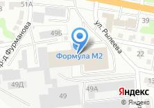 Компания «ФатО» на карте