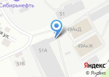 Компания «Стальмонтаж» на карте