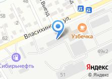 Компания «СтроИнКом» на карте