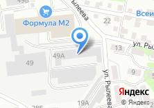 Компания «Алтайоптторг» на карте