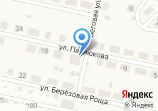Компания «Логист» на карте