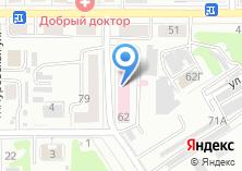 Компания «АнтиСПИД-Сибирь» на карте
