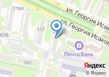 Компания «WooX-Сервис» на карте
