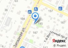 Компания «АвтоДруг» на карте
