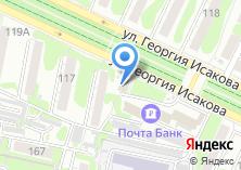 Компания «Наими» на карте