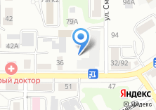 Компания «Сибирская Компания Строй-Инвест» на карте