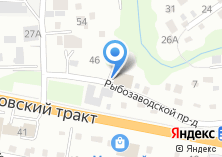 Компания «Алтайский Хуторок» на карте