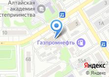 Компания «GSM» на карте