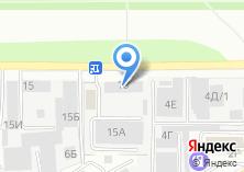 Компания «Барнаульская теплоцентраль» на карте