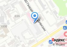 Компания «Алтайский краевой центр профориентации» на карте