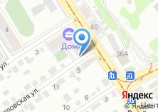 Компания «Томагавк» на карте
