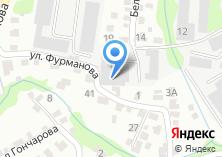 Компания «АвтоМоторс» на карте