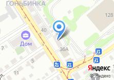 Компания «Автосклад-22» на карте