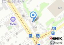 Компания «Продсервис» на карте