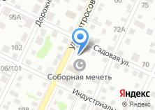 Компания «Приход соборной мечети г. Барнаула» на карте